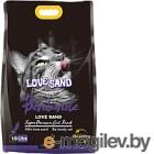 Наполнитель для туалета Love Sand Лаванда / LS-004 (10л)