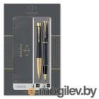 Набор Parker Urban Core TK200 (2093382) Muted Black GT ручка роллер, ручка шариковая подар.кор.