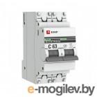 EKF mcb4763-2-20C-pro Автоматический выключатель 2P 20А (C) 4,5kA ВА 47-63 EKF PROxima