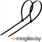 Стяжка для кабеля Rexant 07-0501 (100шт, черный)