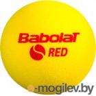 Набор теннисных мячей Babolat Red Foam / 501037 (3шт, желтый/красный)