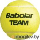 Набор теннисных мячей Babolat Team / 502035 (4шт, желтый)