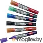 Набор маркеров для доски NOBO 1901077 (6шт)