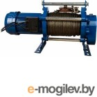 EURO-LIFT Лебедка электрическая KCD 300/600кг, 70/35м, U=220v, P1, 50HZ. 00019834