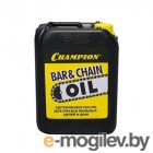 CHAMPION Масло для смазки пильных цепей и шин 5л 952828