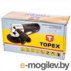 Машина шлифовальная TOPEX угловая пневматическая 125 мм, 11 000 об/мин 74L214