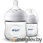 Бутылочка для кормления Philips AVENT Natural / SCF030/27 (125мл)