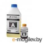 ULTIMA ULTIMA Эпоксидный клей на основе эпоксидной смолы 1000 г 1