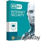 ПО Eset NOD32 Internet Security продление 3 devices 1 year Box (NOD32-EIS-RN(BOX)-1-3)