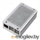 RA193   Корпус ACD Heat Dispersion Metal Aluminium Alloy Case for Raspberry Pi 3, Silver