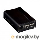 RA191   Корпус ACD Metal Aluminium Alloy Case for Raspberry Pi 3, Black