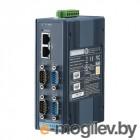 EKI-1524I-CE   4-port RS-232/422/485 Serial Device Server with wide operating temperature Advantech
