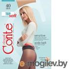 Колготки Conte Elegant Top Soft 40 (р.3, natural)
