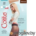 Колготки Conte Elegant Top Soft 40 (р.4, mocca)