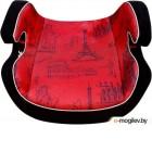 Бустер Lorelli Venture Black Red Cities / 10070911980