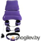 БДСМ-набор Pipedream Purple Pleasure Bondage Set / 21248