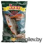 Прикормка рыболовная Sensas 3000 Gros Gardon Noir / 00232 (1кг)