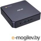 Терминал ВКС ASUS Chromebox3-G213U CN65 +Hangout HW kit - cam, speakermic, remote ctrl  Intel Core i7 8550U(1.8Ghz)/4096Mb/32Gb/noDVD/Int:Intel HD/BT/WiFi/war 1y/0.6kg/grey/ChromeOS