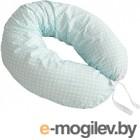 Подушка для беременных Martoo Mommy MOM-BL (голубой горох)