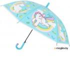 Зонт-трость Bradex Единорог DE 0496 (голубой)