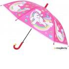Зонт-трость Bradex Единорог DE 0497 (розовый)