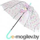 Зонт-трость Bradex Единорог DE 0500 (голубой)