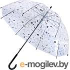 Зонт-трость Bradex Коты SU 0137 (прозрачный)