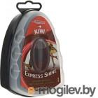 Губка для обуви Kiwi Express Shine с дозатором (коричневый)