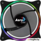 Вентилятор Aerocool Eclipse, Addressable RGB LED, 120x120x25мм, 6-PIN + 4-PIN PWM