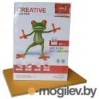 Бумага Creative A4/80г/м2/100л./радуга медиум (5цветов) универсальная