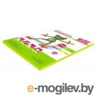 Бумага Creative БНPR-50С A4/80г/м2/50л./салатовый неон универсальная