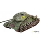 Сборная модель Revell Советский танк Т-34/85 1:72 / 03302