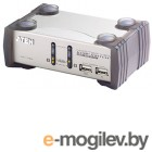 KVM ATEN KVM+Audio+USB 2.0 CS1732B-A7-G