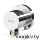 Подсоединение AM.PM F0600E00  шланговое 1/2'' хром