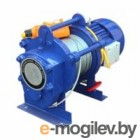 EURO-LIFT Лебедка электрическая KCD 500/1000кг, 30/15м, U=380v, P3, 50HZ. 00020875