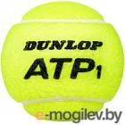 Набор теннисных мячей DUNLOP ATP Official / 622DN601314 (4шт)