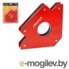 Угольник магнитный для сварки 34кг STARTUL PROFI (ST8500-34) (струбцина магнитная)