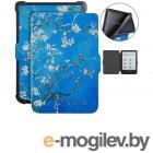 Аксессуары для книг Чехол BookCase для PocketBook 616/627/632 Sakura BC-632-sak