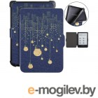 Чехол BookCase для PocketBook 616/627/632 Lamp BC-632-lmp