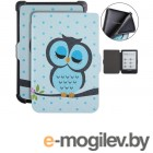 Чехол BookCase для PocketBook 616/627/632 Owl BC-632-owl