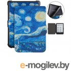 Чехол BookCase для PocketBook 616/627/632 Starry Sky BC-632-sky