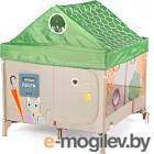 Игровой манеж Happy Baby Alex Home с лампой / 9300 (зеленый)