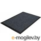 Коврик грязезащитный Kovroff Стандарт ребристый 40x60 / 20102 (серый)