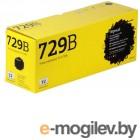 Картридж T2 TC-C729BK (аналог Canon 729BK)