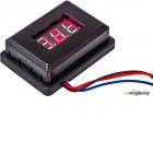 Индикатор напряжения AURA ZWE-V11R (красный)