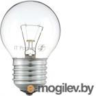 Лампа накаливания Stan 60Вт E27 230В P45 CL 1CT/10X10 Philips 926000005857 / 871150006702950