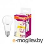 Лампа светодиодная LED STAR CLASSIC A 150 13W/827 13Вт грушевидная 2700К тепл. бел. E27 1521лм 220-240В матов. пласт. OSRAM 4058075056985