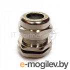 Ввод кабельный М20 латунь Dкаб. 6-12 IP68 ЗЭТА zeta30117