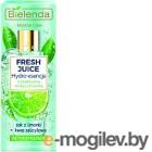Эссенция для лица Bielenda Fresh Juice детоксифицирующая гидроэссенция лайм (110мл)