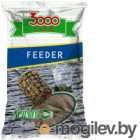 Прикормка рыболовная Sensas 3000 Club Feeder / 10881 (1кг)